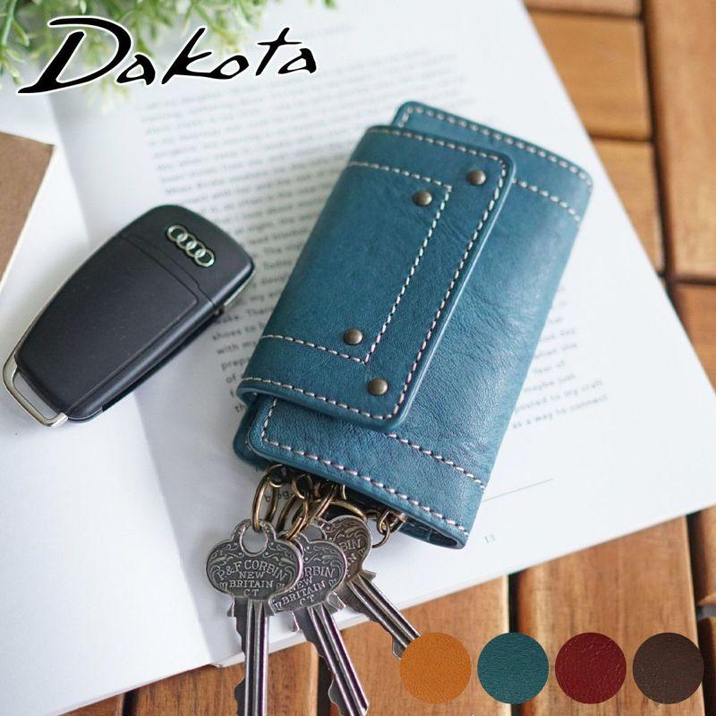 Dakota ダコタ ディンプル キーケース 9158026(0032109)