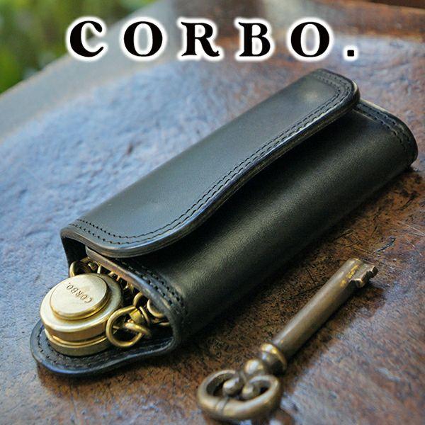 CORBO. コルボ -SLATE- スレート シリーズ キーケース 8LC-9376