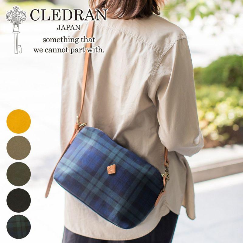 CLEDRAN クレドラン INNO インノ 2WAY ショルダーバッグ CR-CL2039