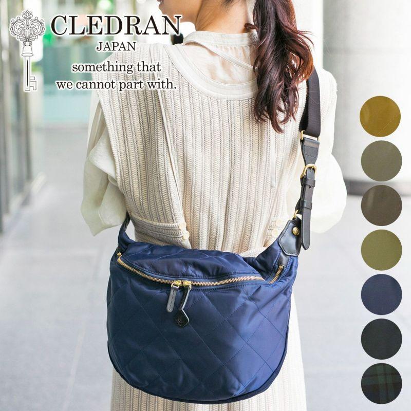 CLEDRAN クレドラン ROTA ロタ ボディバッグ 大 CR-CL2147