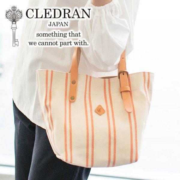 CLEDRAN クレドラン FORE フォレ トートバッグ CR-CL3113