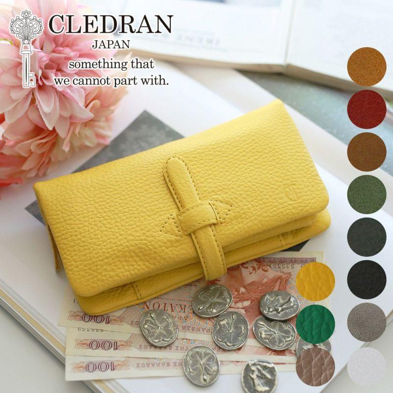 CLEDRAN クレドラン ADORE アドレ 小銭入れ付き長財布 CR-S6219