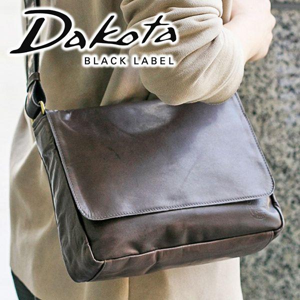 Dakota BLACK LABEL ダコタ ブラックレーベル ホースト ショルダーバッグ 1620428